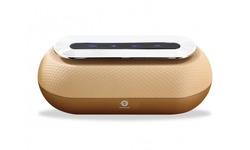 Conceptronic Dunkan Bluetooth Speaker Gold
