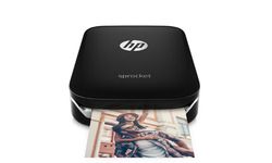 HP Sprocket Zink Black