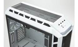 Cooler Master MasterCase H500P Window White