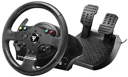 Thrustmaster TMX Force Feedback Racing wheel Black