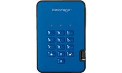 iStorage diskAshur 2 SSD 512GB Blue