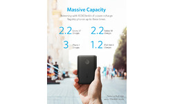 Anker PowerCore II 10000 Quick Charge Black