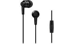 Pioneer SE-C3T-B In-Ear Aluminium Design Black