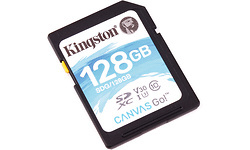 Kingston Canvas Go SDXC UHS-I U3 128GB
