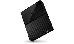 Western Digital My Passport 2TB Black (Encryption/Backup)