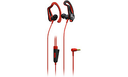 Pioneer SE-E5T 3D Active Fit Sports In-Ear Red