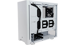 Corsair Carbide 275R Tempered Glass White