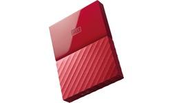 Western Digital My Passport 2TB Red (Encryption/Backup)