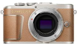 Olympus Pen E-PL9 14-42 kit Brown
