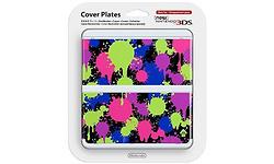 Nintendo New 3DS Coverplate Splatoon