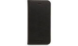 Knomo iPhone 8/7 Premium Leather Folio Black