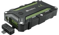 Sandberg Survivor Powerbank Pro 15600 Black/Green