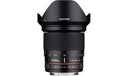 Samyang 20mm f/1.8 ED ASP UMC (Canon)