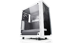 Fractal Design Meshify C White Window edition