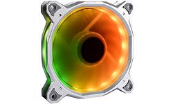 Lian Li Bora RGB PWM 120mm 3pk Silver
