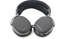 SteelSeries Arctis Pro + GameDAC Headset Black