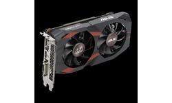 Asus GeForce GTX 1050 Ti OC Edition 4GB