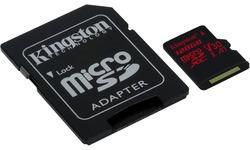 Kingston Canvas React MicroSDXC UHS-I U3 128GB + Adapter