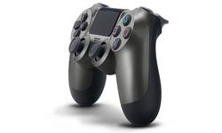 Sony PS4, Wireless DualShock 4 Controller V2 Steel Black