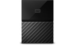 Western Digital My Passport for Mac 3TB Black