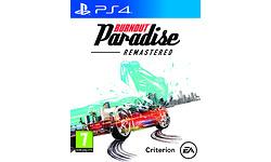 Burnout Paradise: Remastered (PlayStation 4)