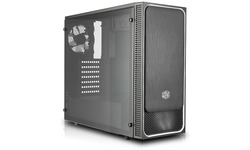 Cooler Master MasterBox E500L Window Black/Silver