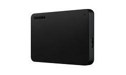Toshiba Canvio Basics Exclusive 3TB Black