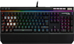 Kingston HyperX Alloy Elite RGB Cherry MX Brown
