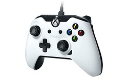 PDP Wired Controller Xbox One / PC White