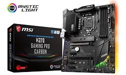 MSI H370 Gaming Pro Carbon