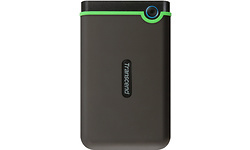 Transcend StoreJet 25M3 500GB Grey/Green