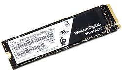 Western Digital Black 2018 NVMe 1TB