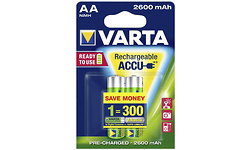 Varta Rechargeable 2600