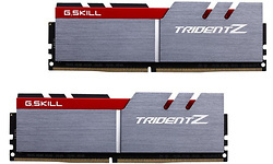 G.Skill Trident Z Silver/Red 32GB DDR4-3200 CL16 kit