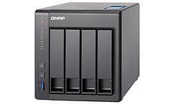 QNAP TS-431X-2G 40TB (WD Red)
