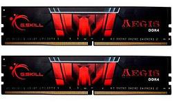 G.Skill Aegis 16GB DDR4-2666 CL19 kit