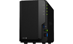 Synology DiskStation DS218+ 8TB (WD Red)