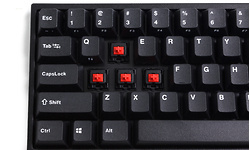 Leopold FC660M PD Cherry MX Red Black