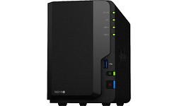 Synology DiskStation DS218+ 24TB (Seagate IronWolf)