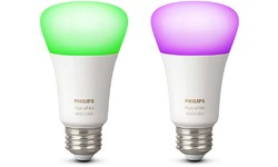 Philips Hue White & Color Ambiance 2x E27 LED