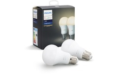 Philips Hue White E27 2pk