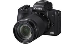 Canon Eos M50 18-150 kit Black