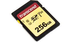 Transcend 500S SDXC UHS-I U3 256GB