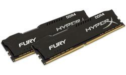 Kingston HyperX Fury Black 16GB DDR4-2933 CL17 kit