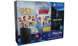 Sony PlayStation 4 Slim 500GB + PlayLink 500GB WiFi Black
