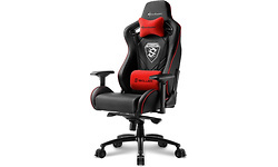 Sharkoon Skiller SGS4 Gaming Seat Black/Red