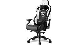 Sharkoon Skiller SGS4 Gaming Seat Black/White