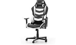 DXRacer Drifting D166 Gaming Chair Black/White