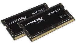 Kingston HyperX Impact Black 16GB DDR4-3200 CL20 Sodimm kit