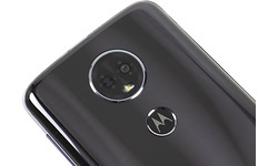 Motorola Moto E5 Plus Grey